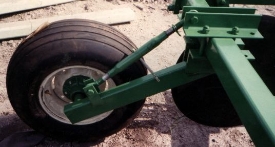 Gauge And Packing Wheels Erb Amp Roberts Inc